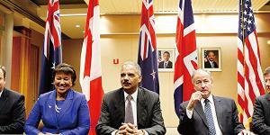Альянс «Пять глаз» осуждает Пекин за нарушение китайско-британской декларации