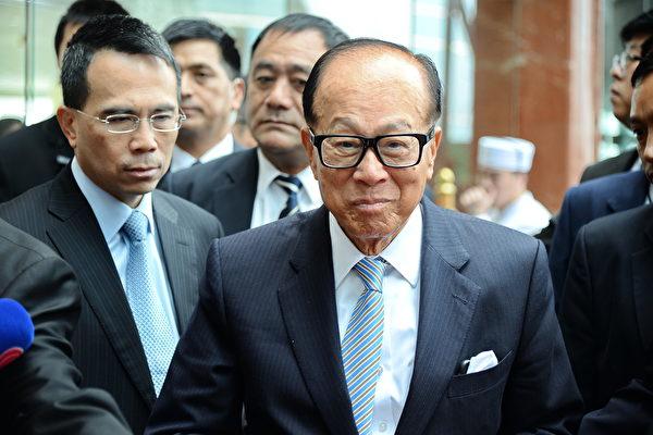 Ли Кашин, один из самых богатых людей Гонконга и Азии