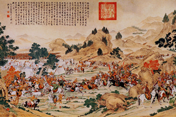 Что случается с душами павших в бою солдат, согласно китайским легендам?