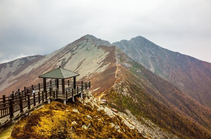 Гора Тайбай, Китай