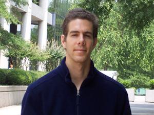 Активист-правозащитник Митчелл Гербер