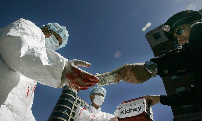 Необходимо, чтобы весь мир узнал о принудительном извлечении органов у живых людей в Китае