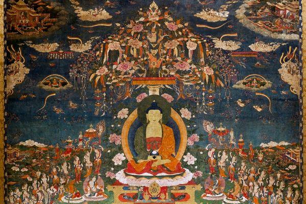 Монах думал, что пробыл в мире Будды всего 20 часов. А на самом деле на земле прошло 5 лет и 5 месяцев