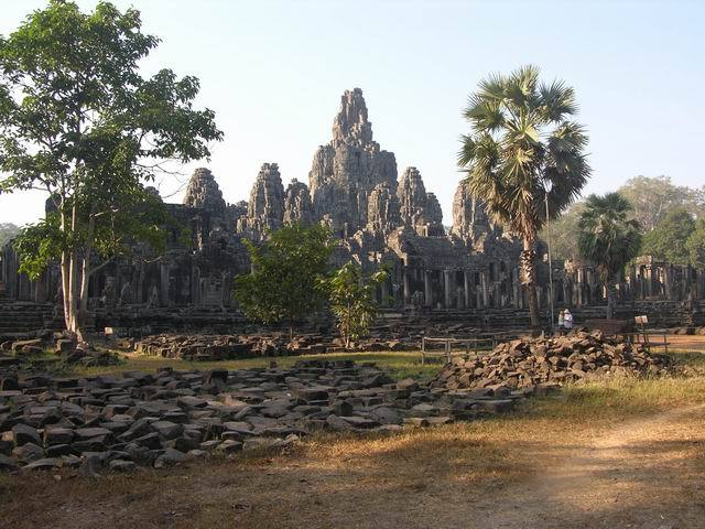 Храм Байон, Ангкор