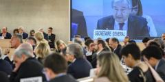 «Редкий упрёк»: западные страны осудили Китай за нарушения прав человека в Гонконге и Синьцзяне
