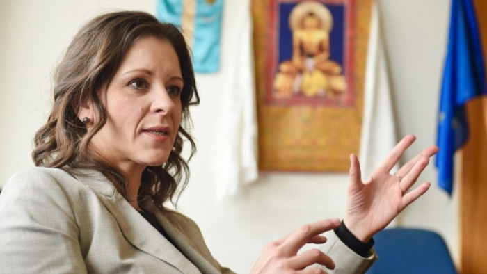 Венгерский парламентарий разоблачила попытку китайского посольства оказать на неё давление