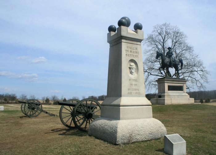 мемориал битве при Геттисберге
