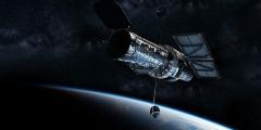 «Хаббл» сфотографировал впечатляющий след сверхновой звезды, взорвавшейся 15000 лет назад