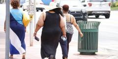 Ожирение увеличивает риск смерти от COVID-19, говорят врачи