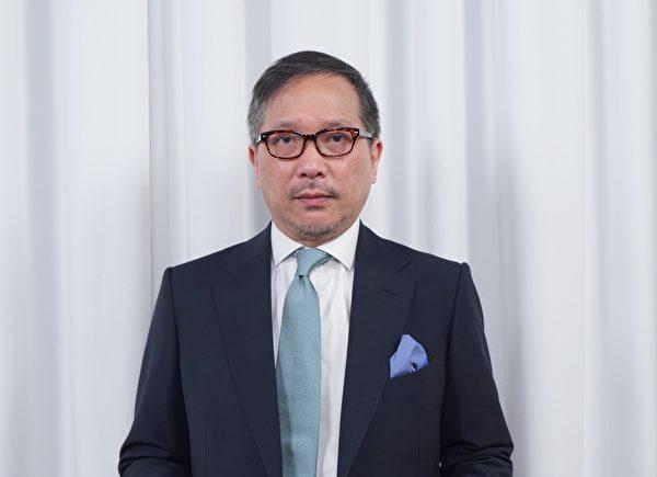 Гонконгский писатель Пань Дункай