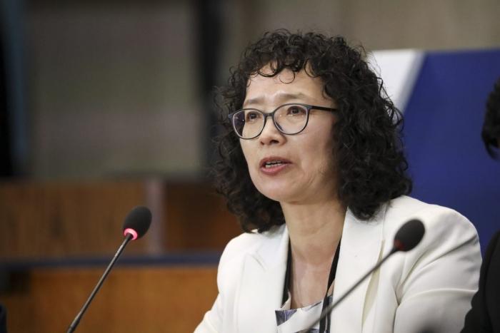 Чжан Юйхуа, практикующая Фалуньгун, пережившая преследование в Китае
