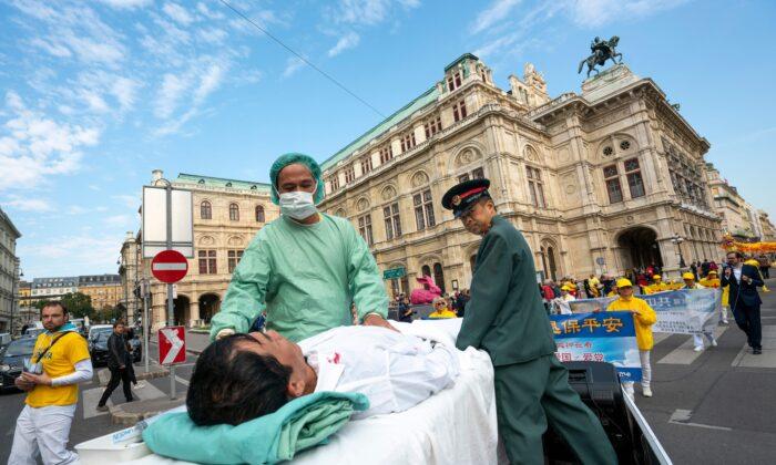 Насильственное извлечение органов в КНР: факты, свидетельства, усилия по предотвращению