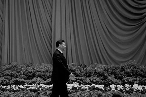 Председатель Китая Си Цзиньпин на приёме по случаю 70-летия основания КНР в Доме народных собраний, Пекин