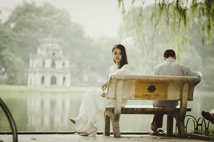 Монах разрешил ссору между супругами, показав им прошлую жизнь