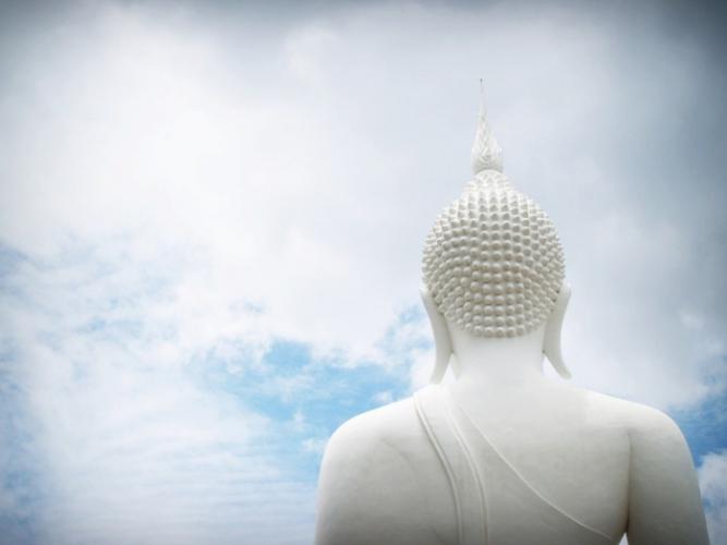 Статуя Будды, Индия
