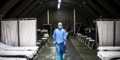 Пациенты с симптомами, похожими на COVID-19, поступали в больницы Уханя ещё в сентябре прошлого года
