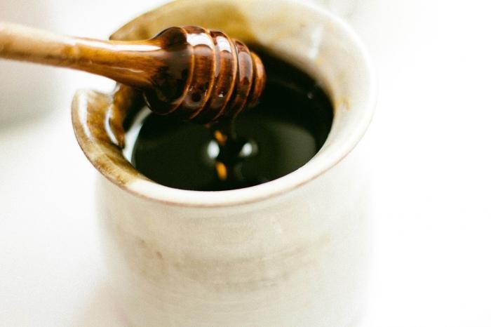 Мёд в пиале