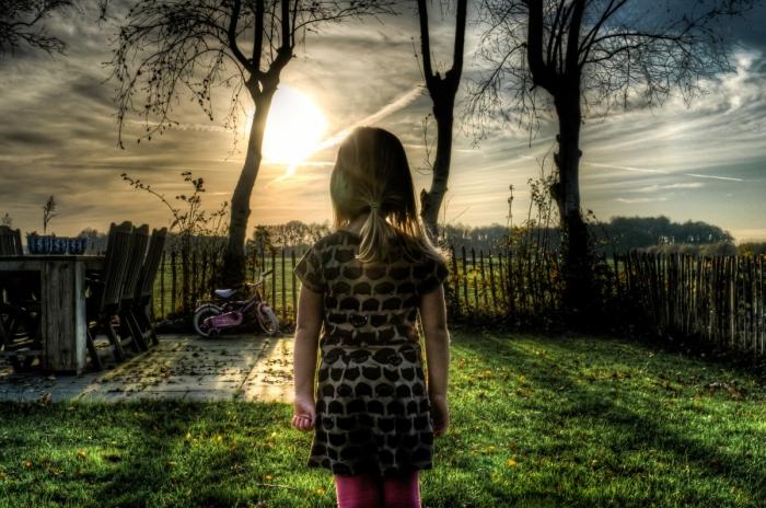 6-летняя девочка едва не умерла от вируса. Околосмертный опыт определил всю её жизнь