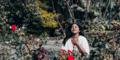Ангел-проводник, говорящие деревья и волшебный сад. Женщина описала день, проведённый в раю