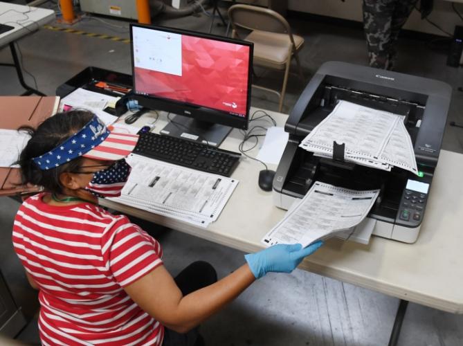 Эксперимент удался: избирательная комиссия приняла конверты с поддельными подписями