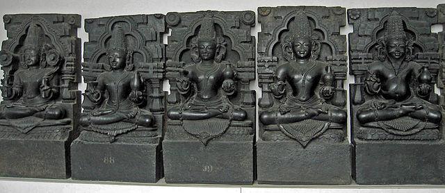 Первые пять Наваграх в Британском музее