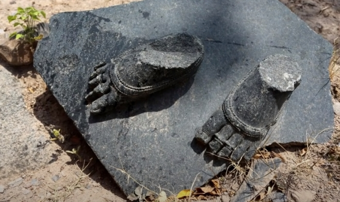 Форт Варангал. Артефакты