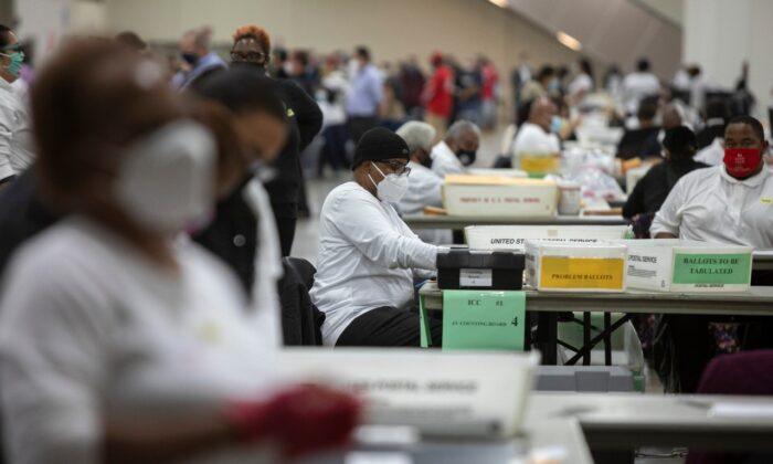 Для 85% американцев подсчёт законных голосов — главный приоритет