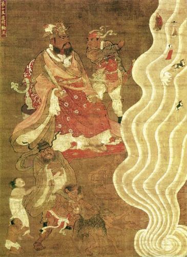 «Десять владык ада», династия Корё