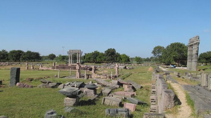 Форт Варангал