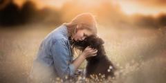 (Видео) Собака выучила 29 слов и умеет строить целые фразы. И это только начало, считает хозяйка