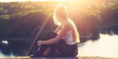 17-летняя девушка вышла из тела и встретила Ангела. Общение с божественным Существом изменило её земную жизнь