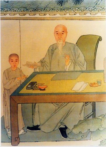 Пань Шиэнь (1769-1854 гг.)