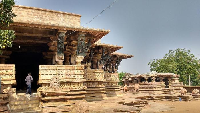 Храм Рамаппа