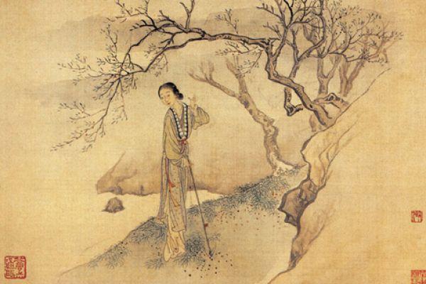 «12 золотых шпилек», Мэй Даньсюй, династия Цин
