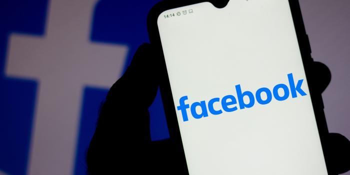 Логотип «Фейсбука»