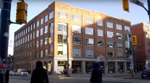 Офисное здание компании Dominion Voting Systems в Торонтo