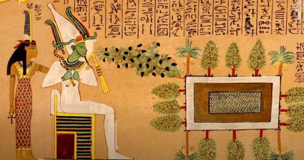 Древнеегипетское изобразительное искусство
