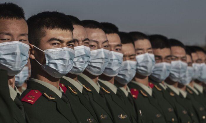 Китай использует «генное редактирование» для создания суперсолдат
