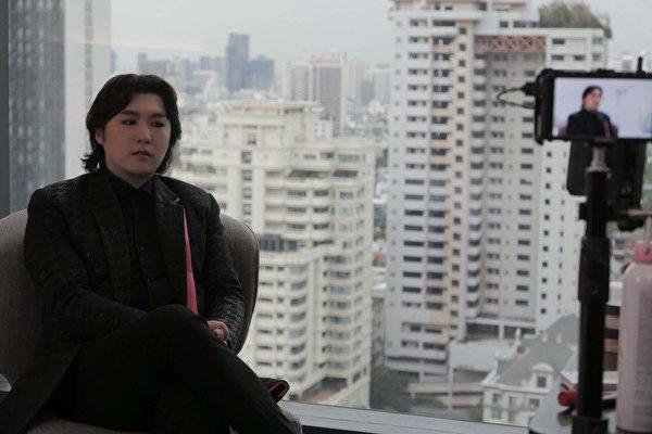И Цивэй, представитель компартии Китая в третьем поколении. Фото предоставил И Цивэй