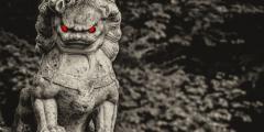 Когда глаза льва покраснеют… Удивительная легенда о безусловной вере и человеческой глупости