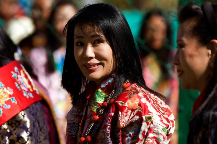 Королева Дорджи Вангмо Вангчук