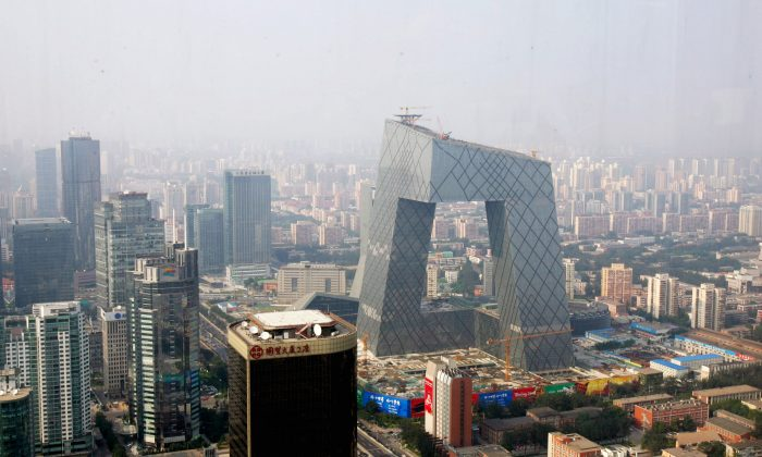 Собирающая смог башня в Пекине не оправдала ожиданий