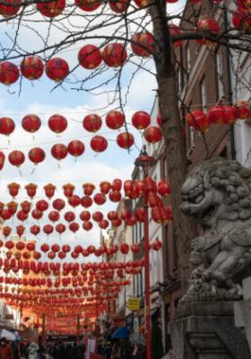 Празднование Нового года по Лунному календарю китайцам омрачила угроза преследования