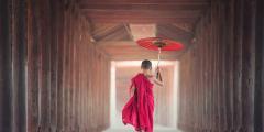 Монах помнил не только прошлую жизнь, но и то, что случилось с ним после смерти