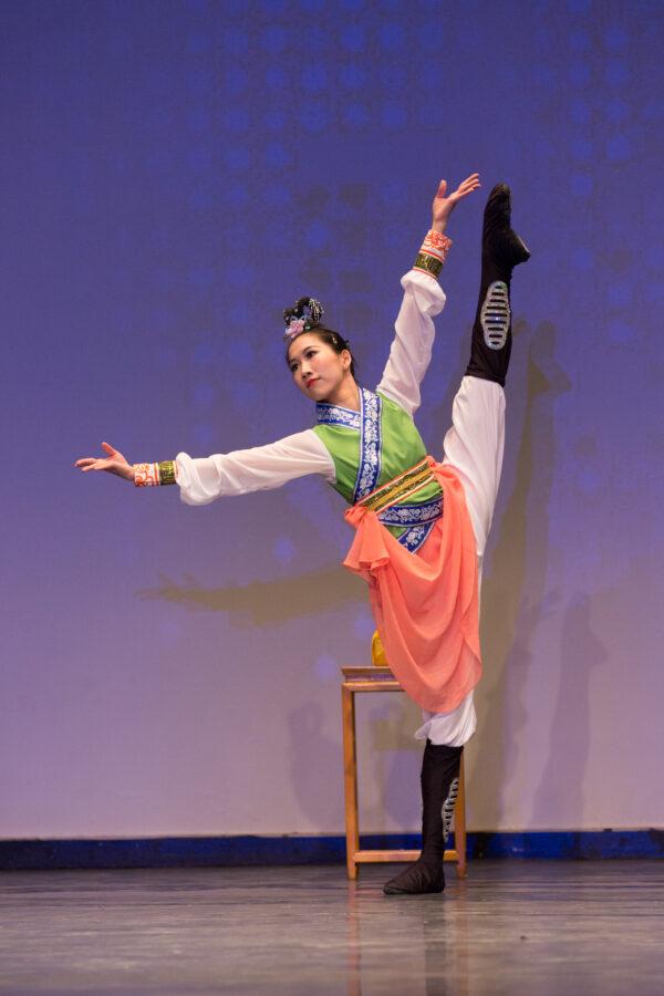 Солистка Элси Ши рассказывает об истинных ценностях языком танца