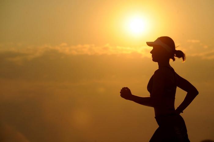 Пять причин делать утренние пробежки