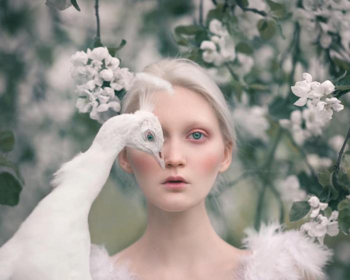Фотограф Анастасия Добровольская: Хочу подчеркнуть красоту животных и их схожесть с людьми. Фоторепортаж – фото на сайте