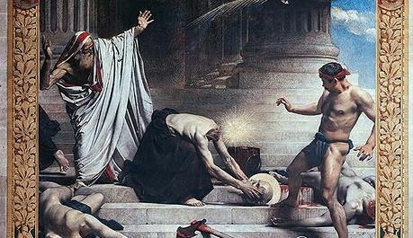 Как преданность и вера победили смерть: «Мученичество Св. Дионисия»