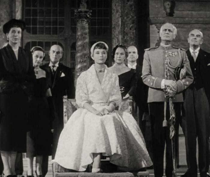 Одри Хепберн , костюм,оскар, фильм, римские каникулы