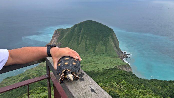 Великолепный Черепаший остров на Тайване